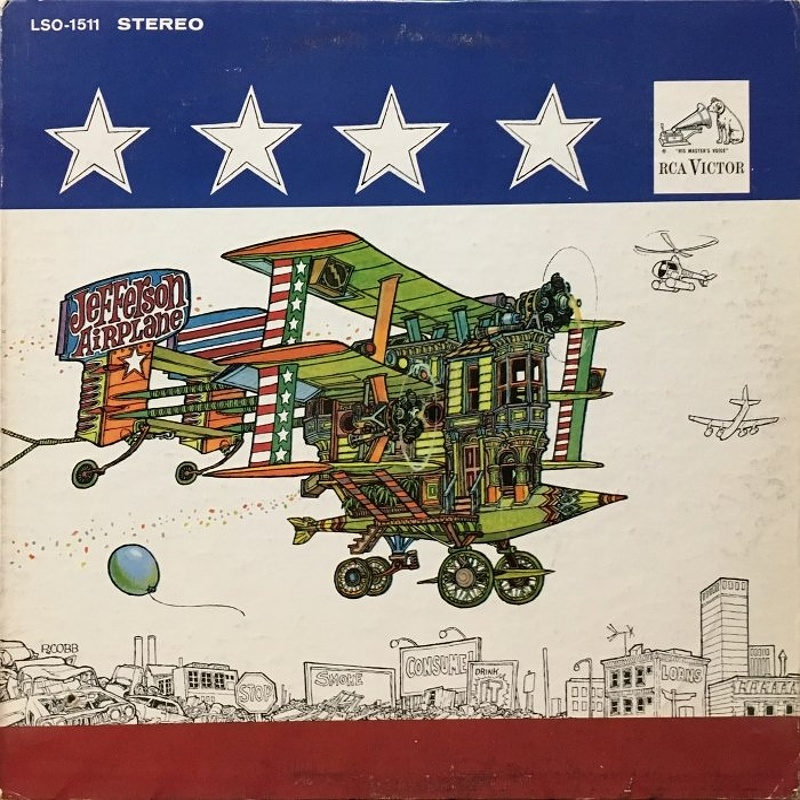 AFTER BATHING AT BAXTER'S by Jefferson Airplane (1967)
