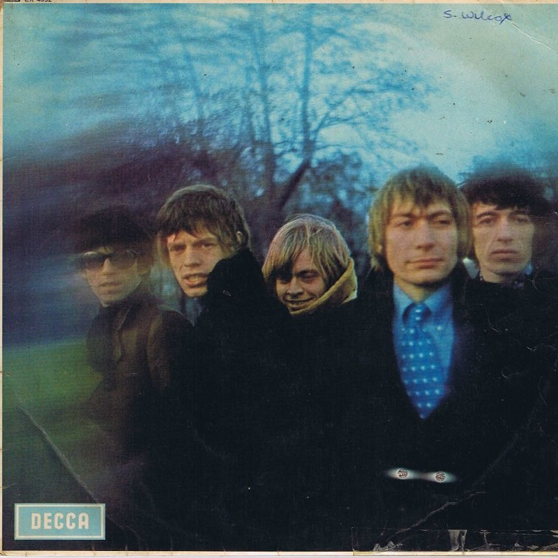 The Rolling Stones / BETWEEN THE BUTTONS (1967)