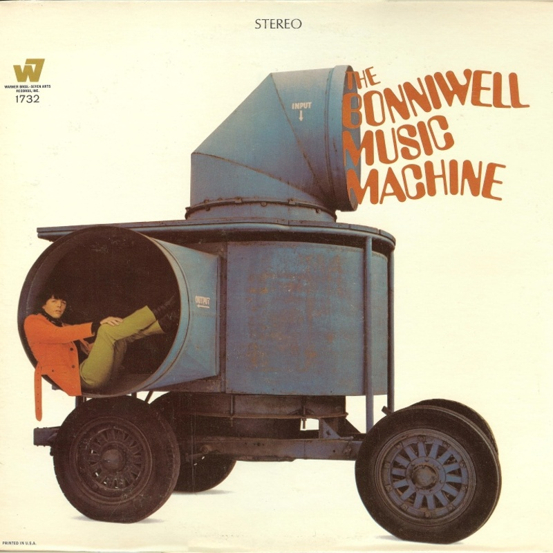 THE BONNIWELL MUSIC MACHINE by The Bonniwell Music Machine (1968)