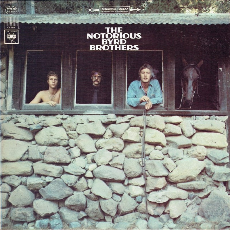 THE NOTORIOUS BYRD BROTHERS by The Byrds (1968) Columbia