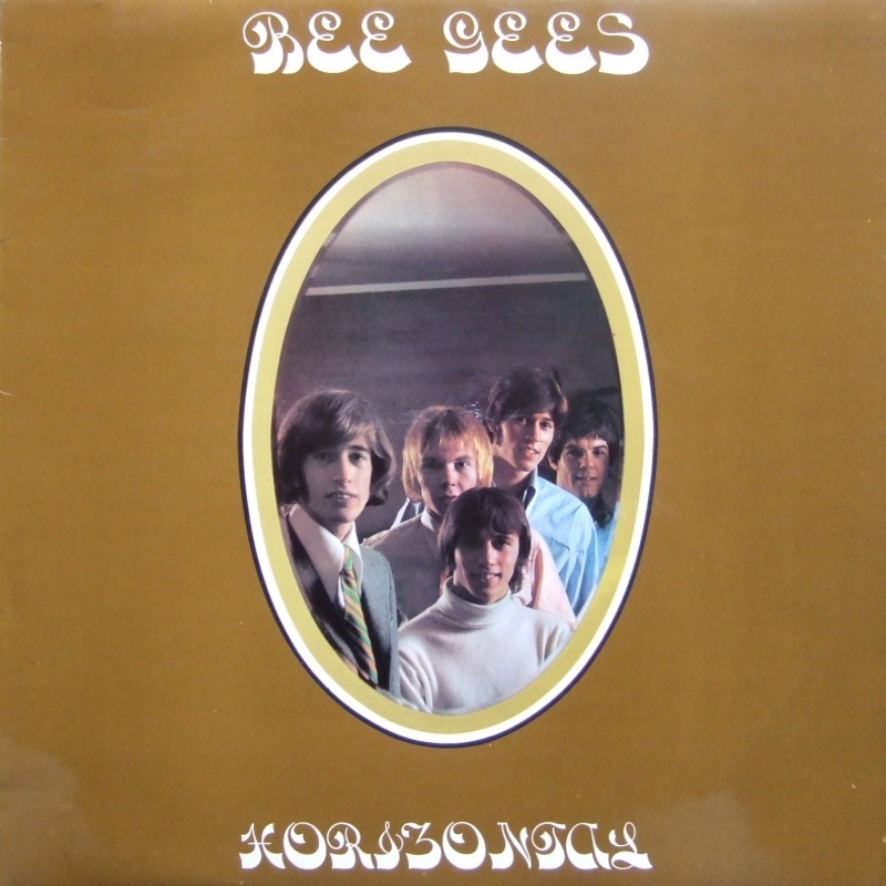 HORIZONTAL by The Bee Gees (1968)