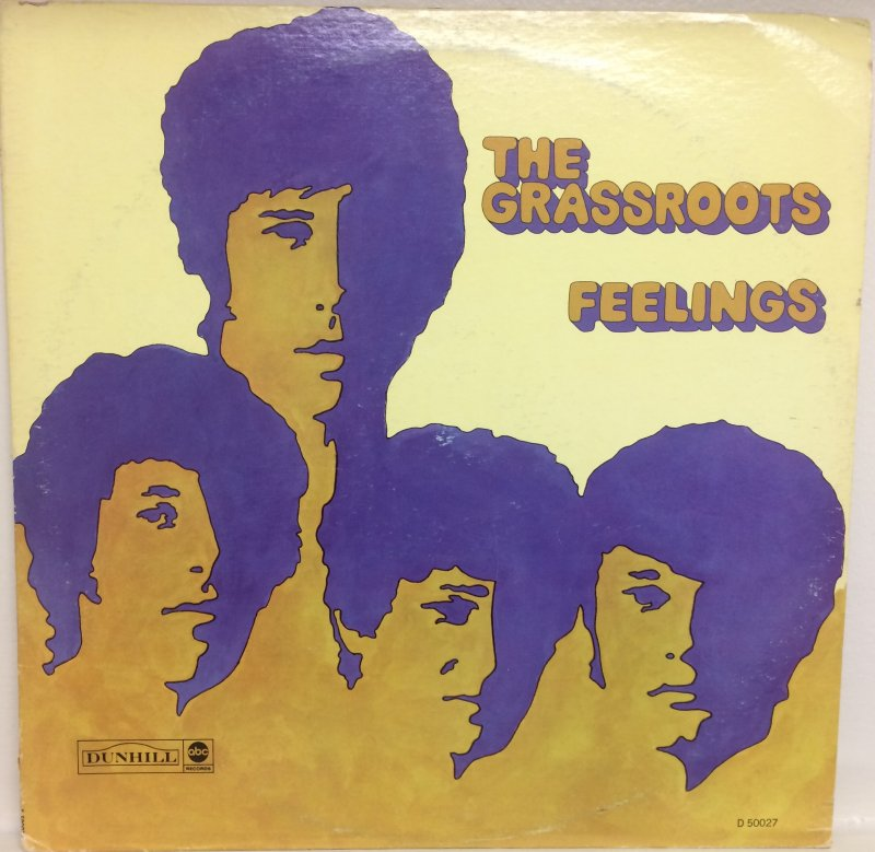 FEELINGS by The Grass Roots (1968)