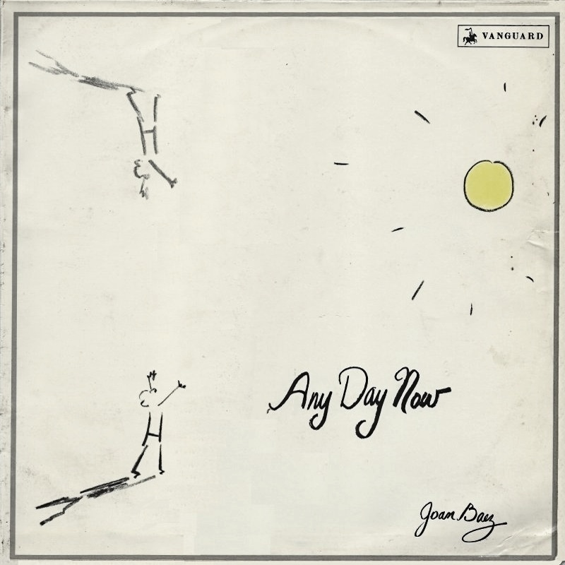 ANY DAY NOW by Joan Baez (1968)