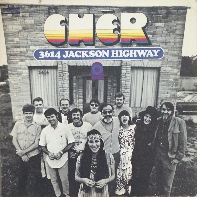 3614 JACKSON HIGHWAY by Cher (1969) Atco