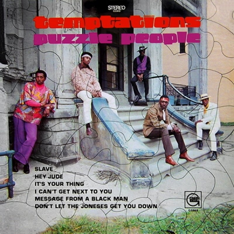 PUZZLE PEOPLE by The Temptations (1969)