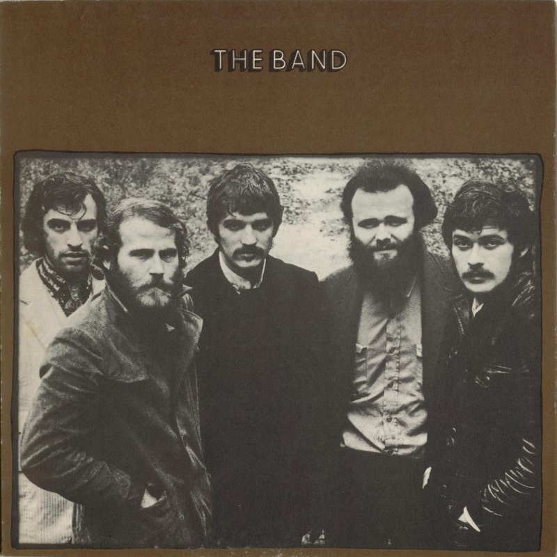 THE BAND by The Band (1969)