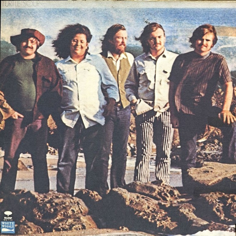 TURTLE SOUP by The Turtles (1969)