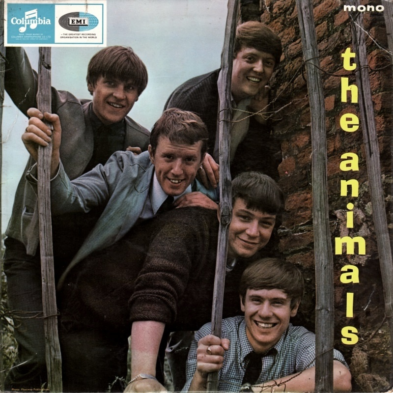 THE ANIMALS by The Animals (1964) Columbia (UK)