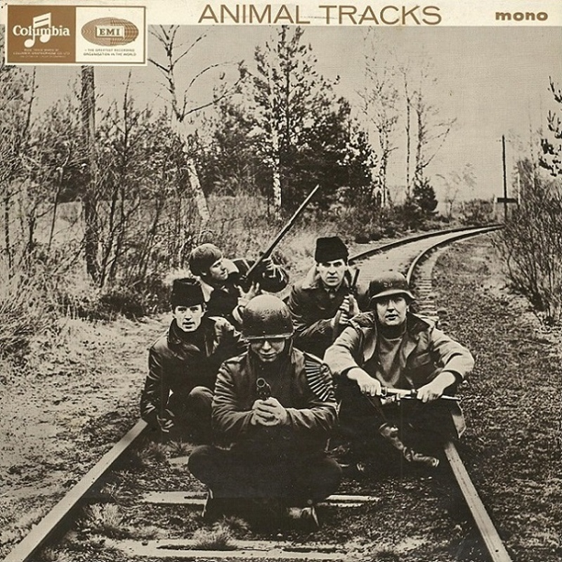 ANIMAL TRACKS by The Animals (1965) Columbia (UK)
