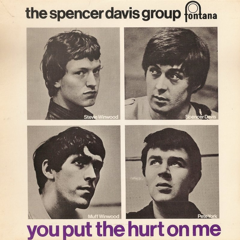 The Spencer Davis Group - EP / 1965