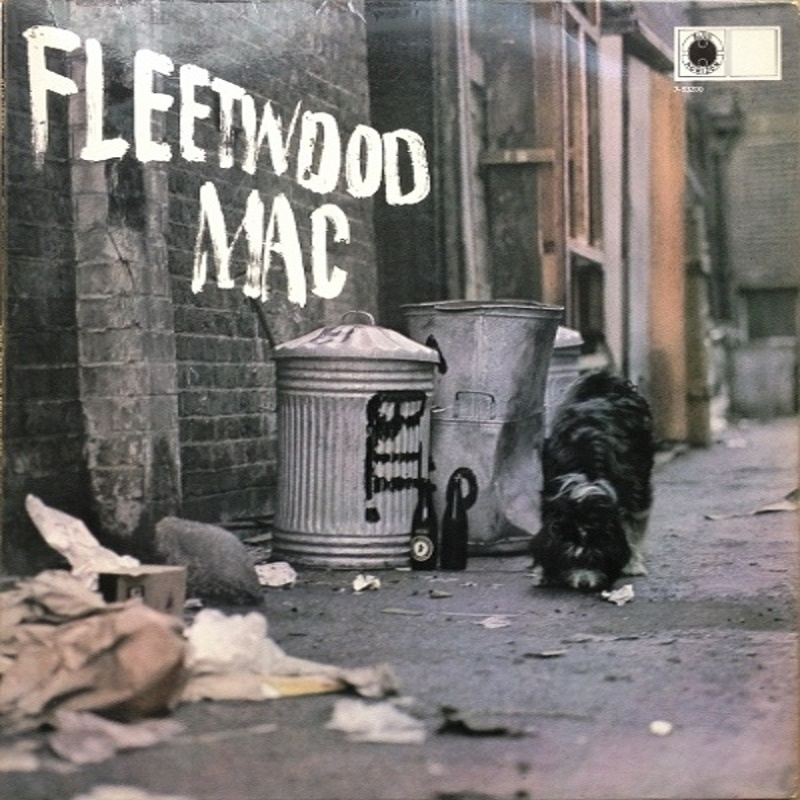 Fleetwood Mac / PETER GREEN'S FLEETWOOD MAC (Blue Horizon) 1968