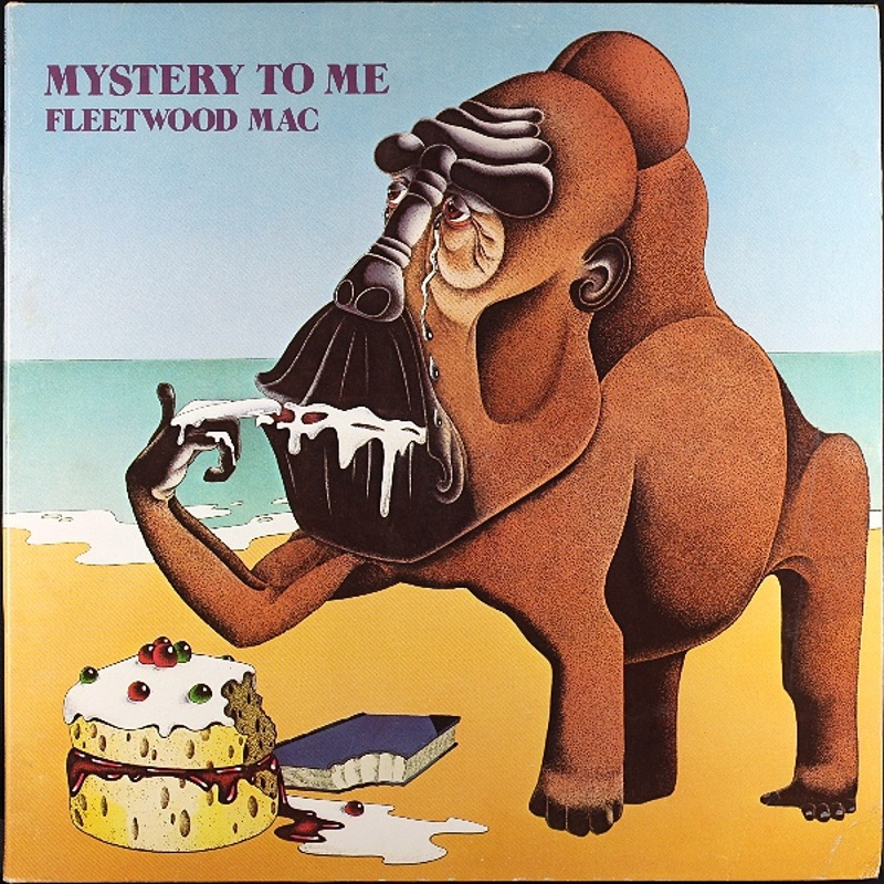 Fleetwood Mac / MYSTERY TO ME (Reprise) 1974