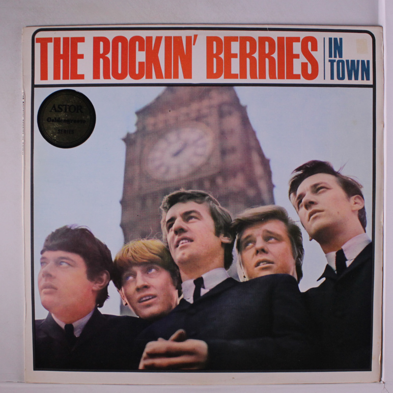 The Rockin' Berries / IN TOWN (Piccadilly) 1964