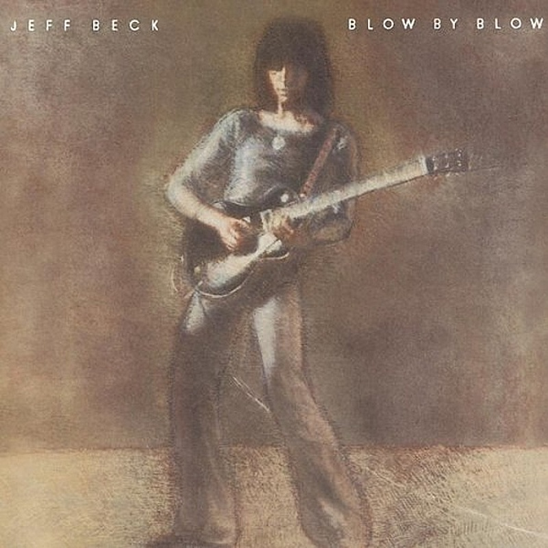 The Jeff Beck Group / BLOW BY BLOW (Epic) 1975 (as Jeff Beck)