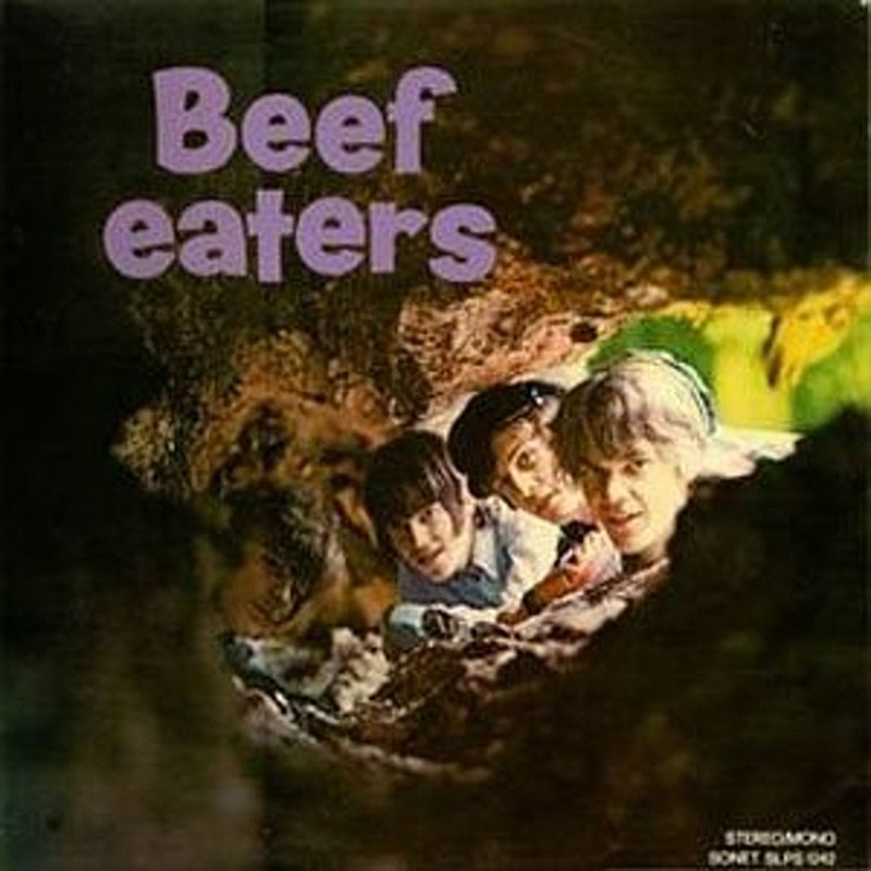 The Beefeaters / BEEFEATERS (Sonet) 1967