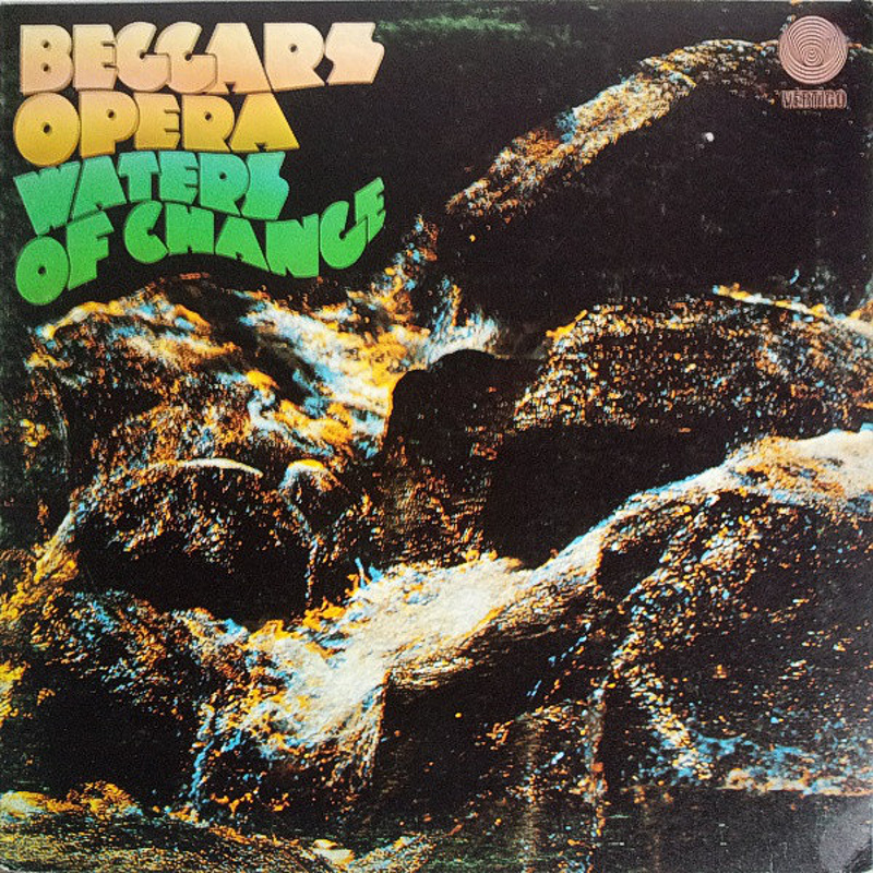 Beggar's Opera / WATERS OF CHANGE (Vertigo) 1971