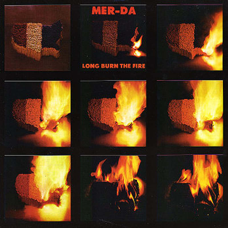 Black Merda / LONG BURN THE FIRE (Janus) 1972