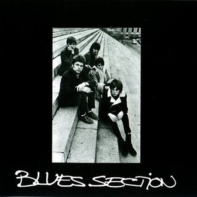Blues Section / BLUES SECTION (Love Records) 1967