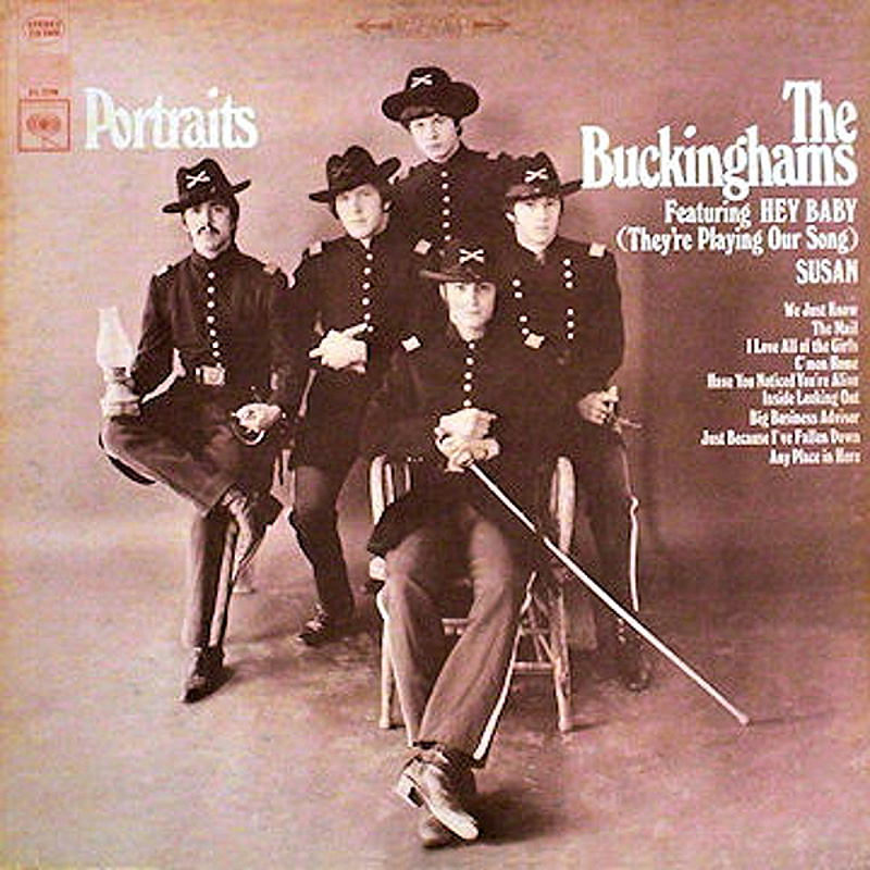 The Buckinghams / PORTRAITS (Columbia) 1968