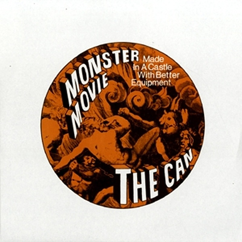Can / MONSTER MOVIE (Music Factory) 1969