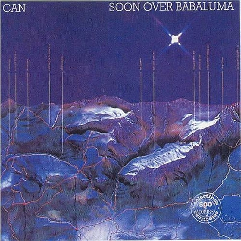 Can / SOON OVER BABALUMA (United Artists) 1974