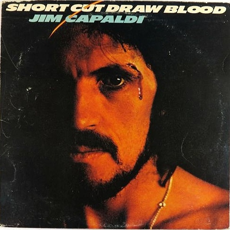 Jim Capaldi / SHORT CUT DRAW BLOOD (Island) 1975
