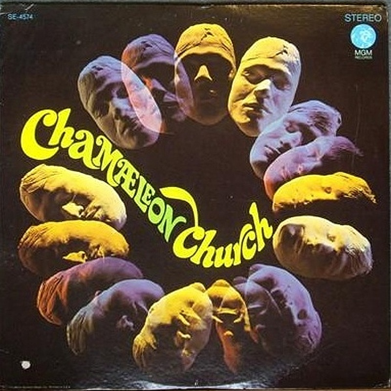 Chamaeleon Church / CHAMAELEON CHURCH (MGM) 1968