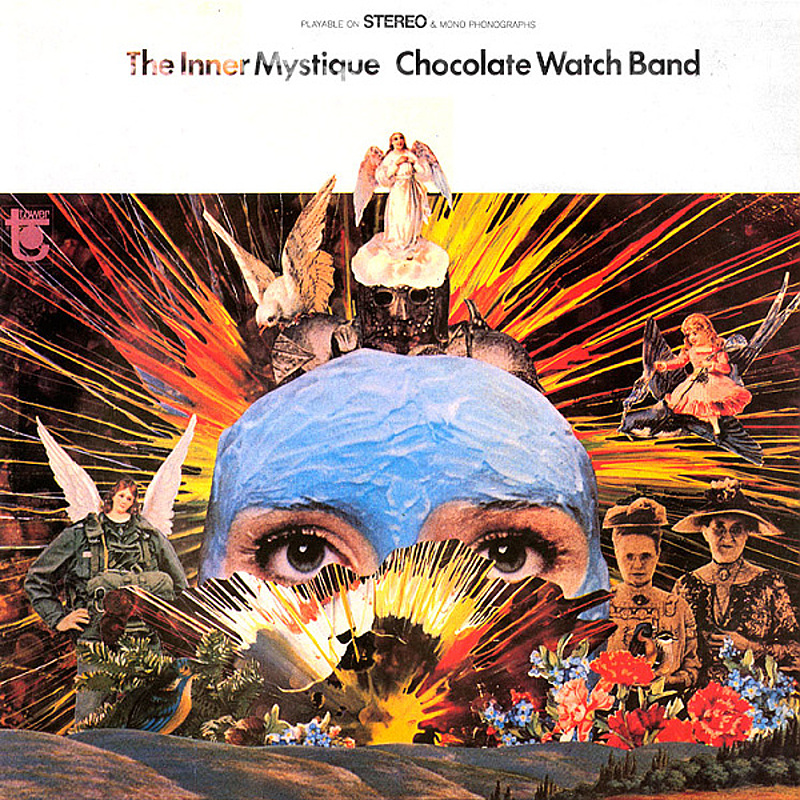 Chocolate Watch Band / THE INNER MYSTIQUE (Tower) 1968