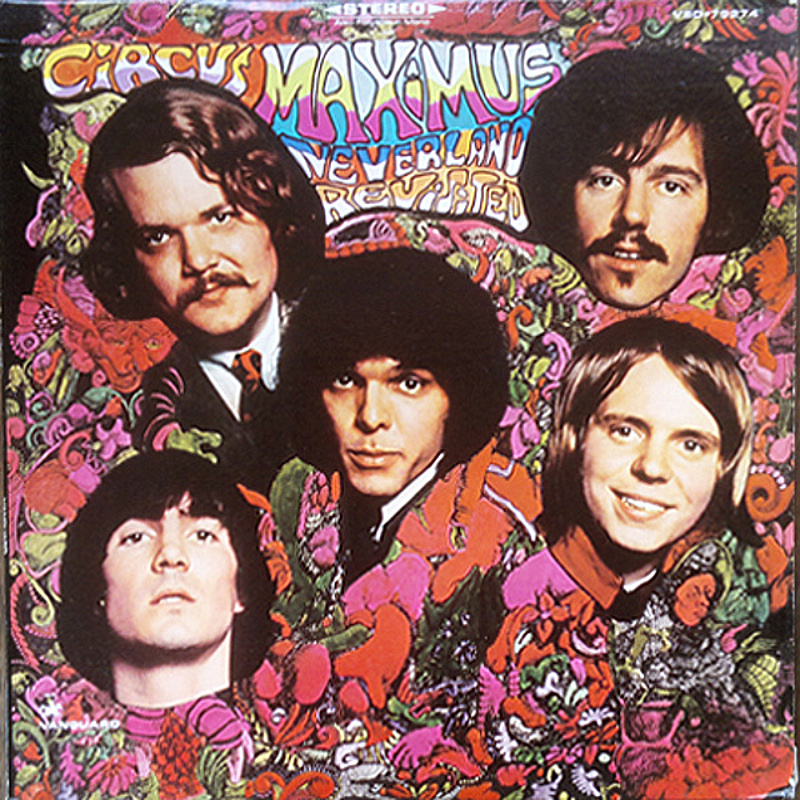Circus Maximus / NEVERLAND REVISITED (Vanguard) 1968