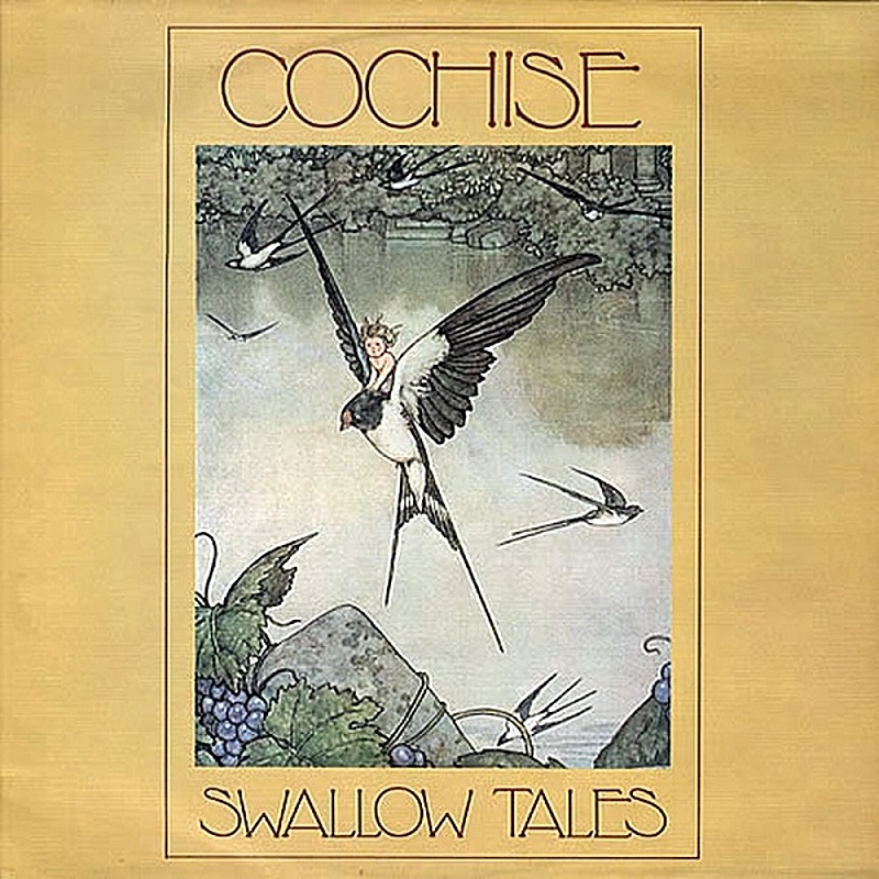 Cochise / SWALLOW TALES (Liberty) 1971