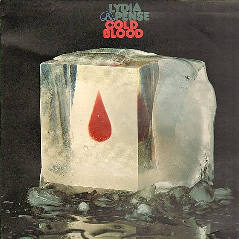 Cold Blood / LYDIA PENSE & COLD BLOOD (ABC Records) 1976