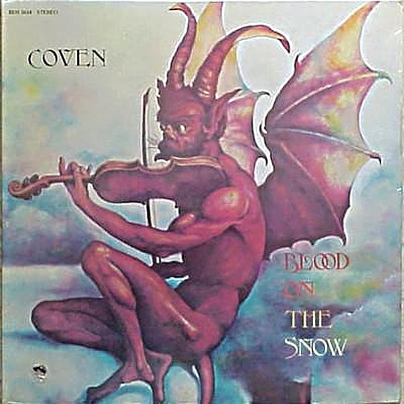 Coven / BLOOD IN THE SNOW (Buddah) 1974