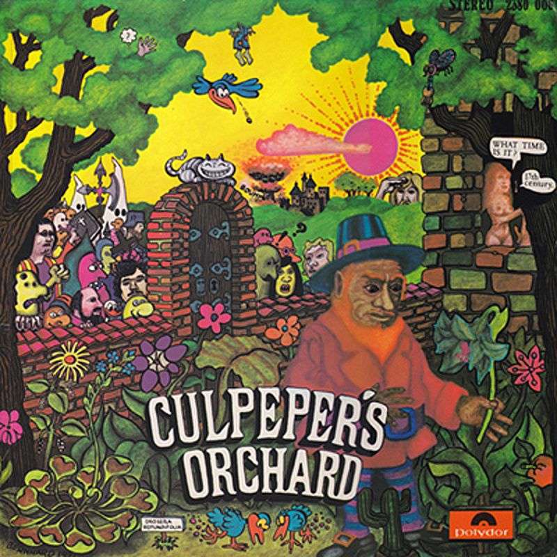 Culpeper's Orchard / CULPEPER'S ORCHARD (Polydor) 1971