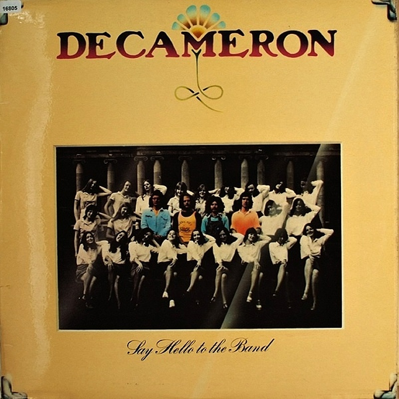 Decameron / SAY HELLO TO THE BAND (Vertigo) 1973