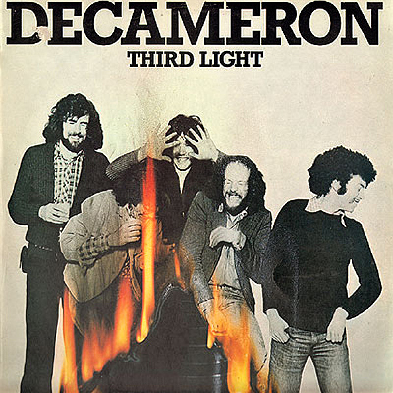 Decameron / THIRD LIGHT (Transatlantic) 1975