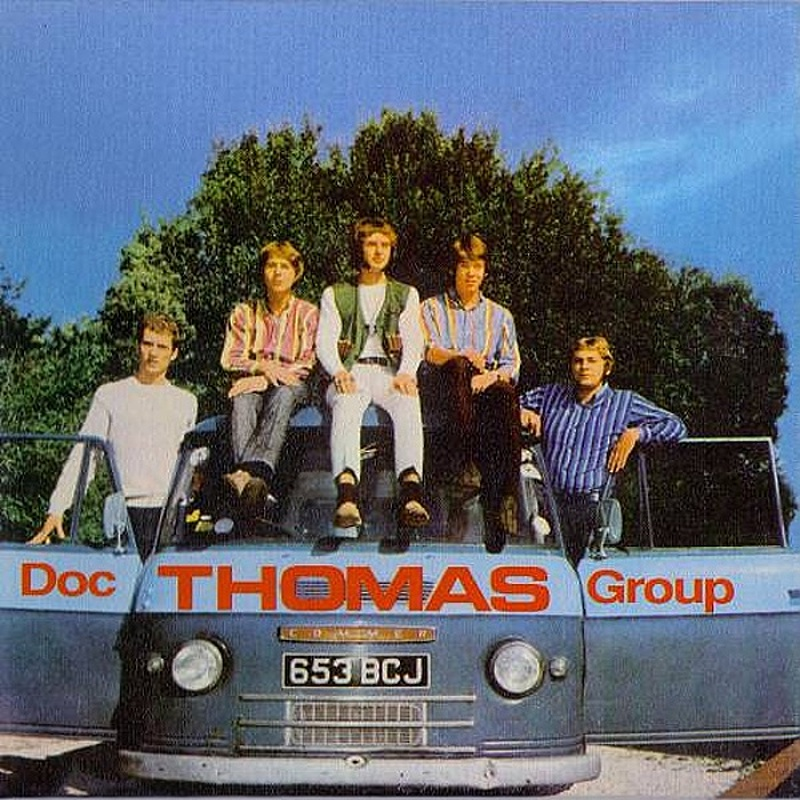 Doc Thomas Group / DOC THOMAS GROUP (Interrecord) 1967
