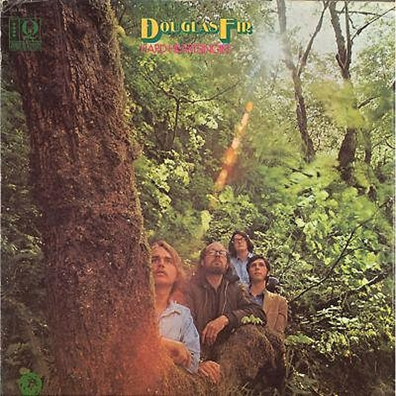 Douglas Fir / HARD HEARTSINGIN' (Quad) 1970