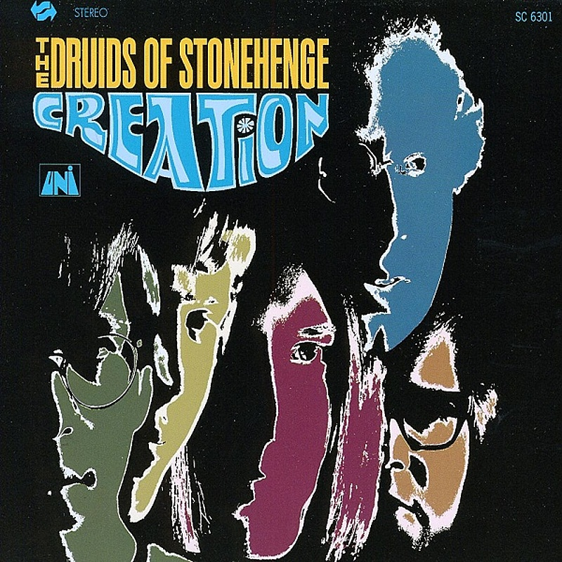 The Druids Of Stonehenge / CREATION (Uni) 1968