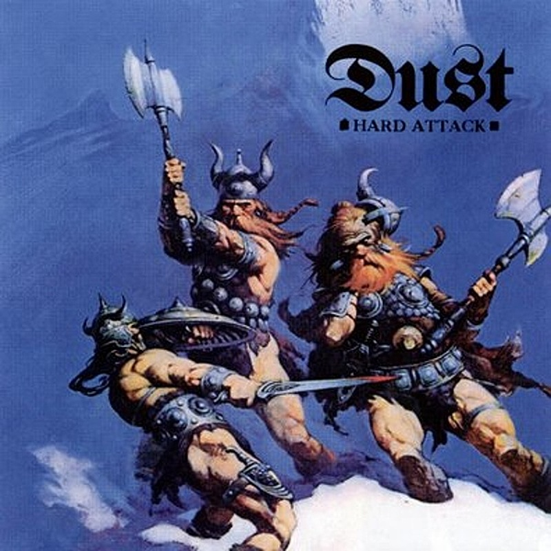 Dust / HARD ATTACK (Kama Sutra) 1972