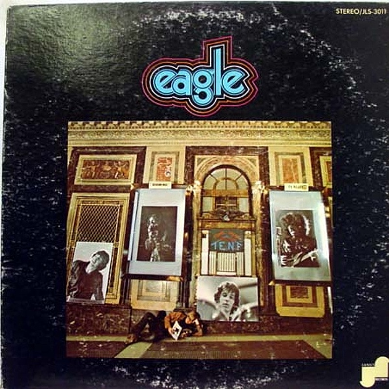 Eagle / COME UNDER NANCY'S TENT (Janus) 1970