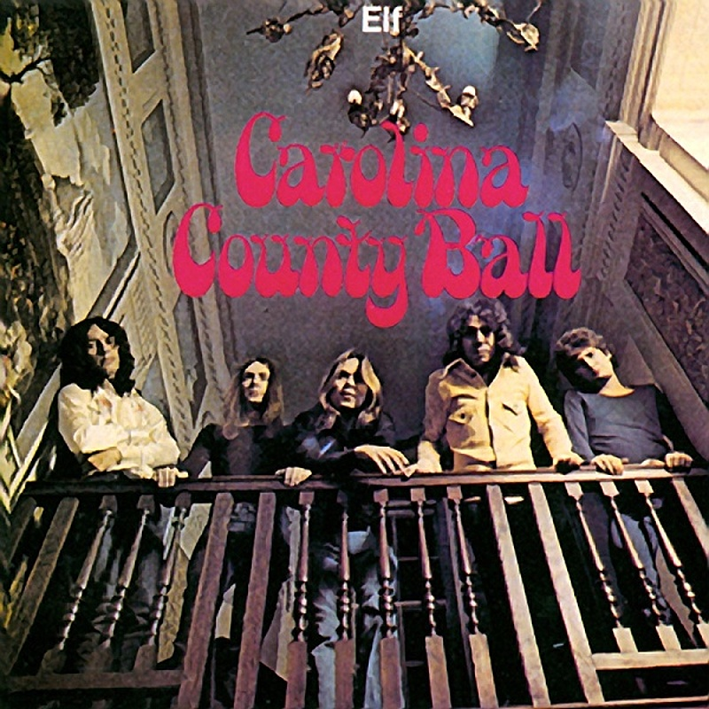 Elf / CAROLINA COUNTRY BALL (Purple) 1974