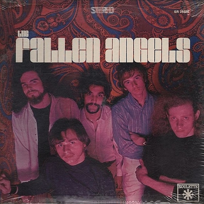 The Fallen Angels / FALLEN ANGELS (Roulette) 1968