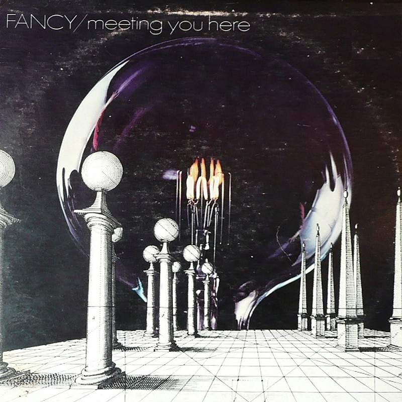 Fancy / MEETING YOU HERE (Poison Ring) 1971
