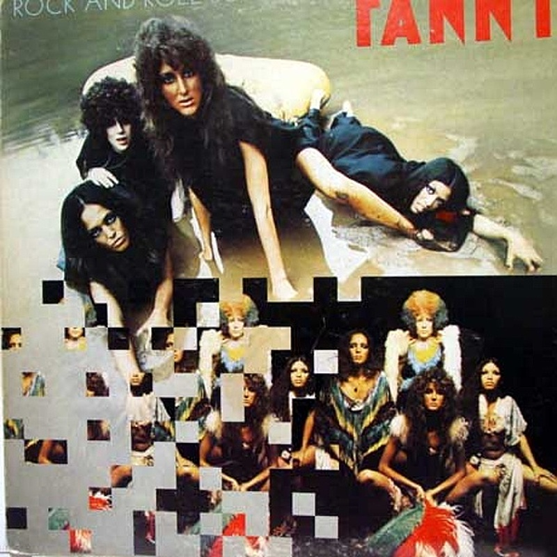 Fanny / ROCK'N ROLL SURVIVORS (Reprise) 1974