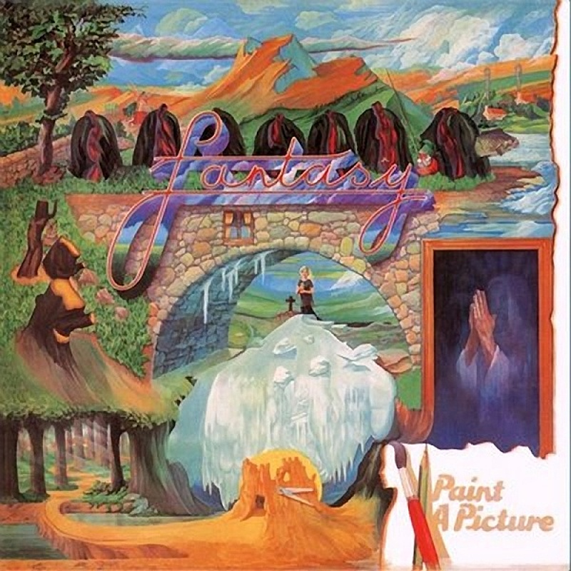Fantasy / PAINT A PICTURE (Polydor) 1973