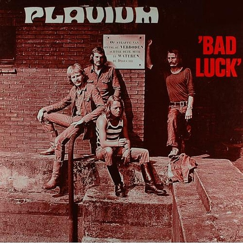 Flavium / BAD LUCK (Ivory Tower) 1975