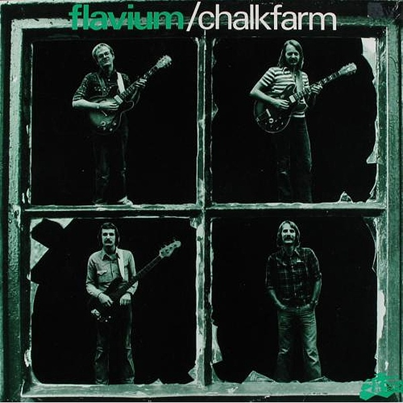 Flavium / CHALK FARM (Ivory Tower) 1976