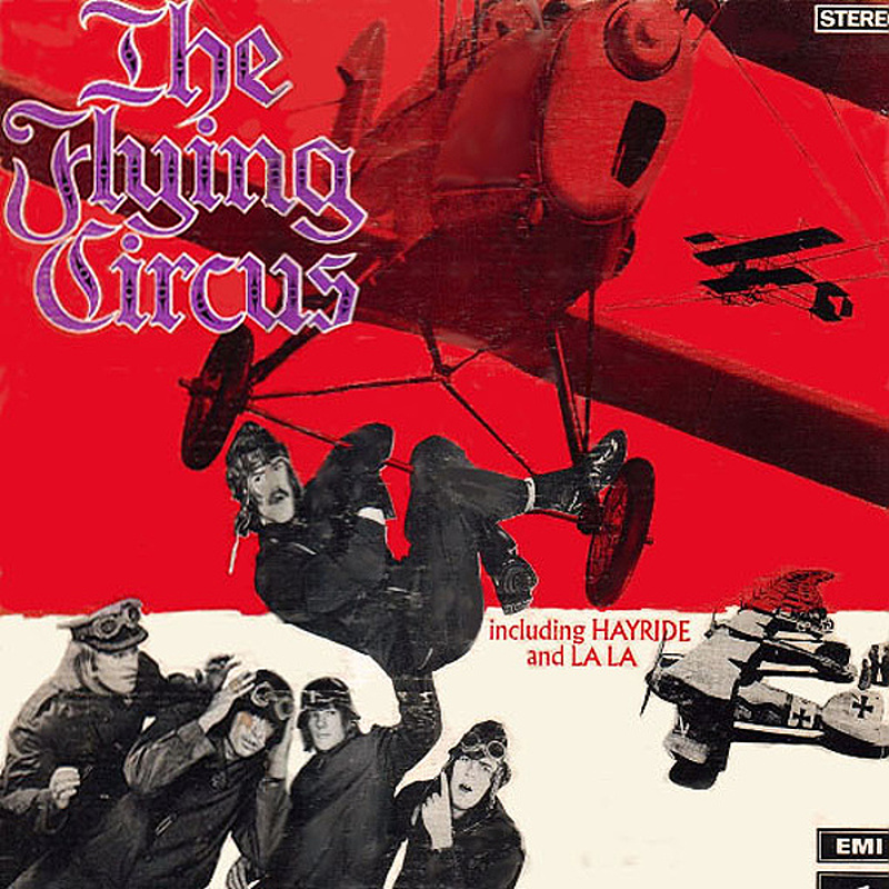 The Flying Circus / FRONTIER (Columbia) 1969