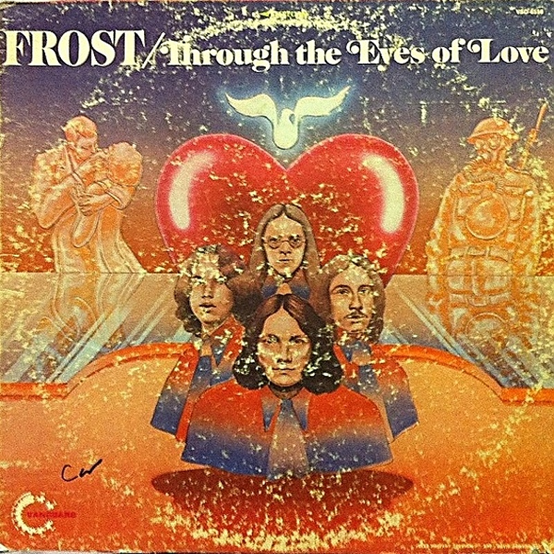 The Frost / THROUGH THE EYES OF FROST (Vanguard) 1970