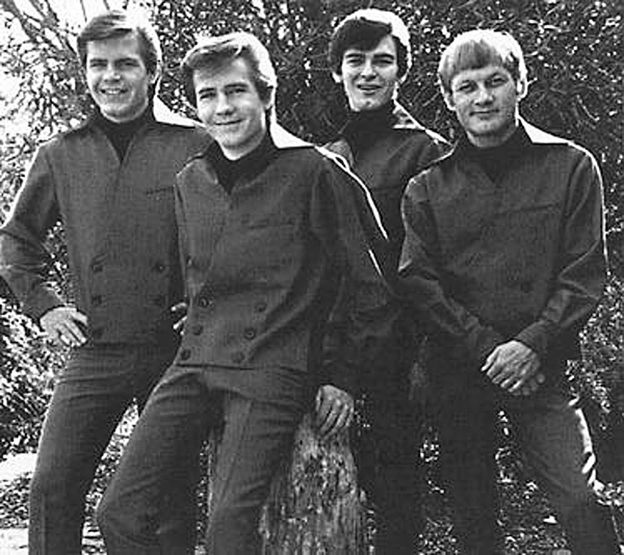 The Bobby Fuller Four  (USA)